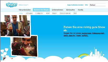 eBay ärgert sich über Skype maßlos