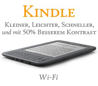 Amazons Kindle-Shop für e-Books erfasst von Spam