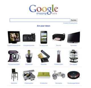 Google Shopping jetzt frei für schweizer Shopbetreiber