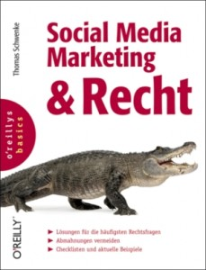 OReilly Buch Social Media Marketing und Recht