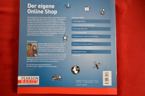 Buchrücken - Der eigene Online Shop