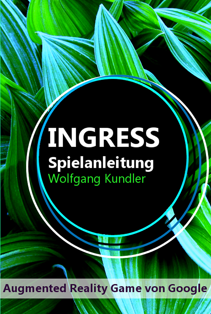 Ingress Spielanleitung eBook Buchcover