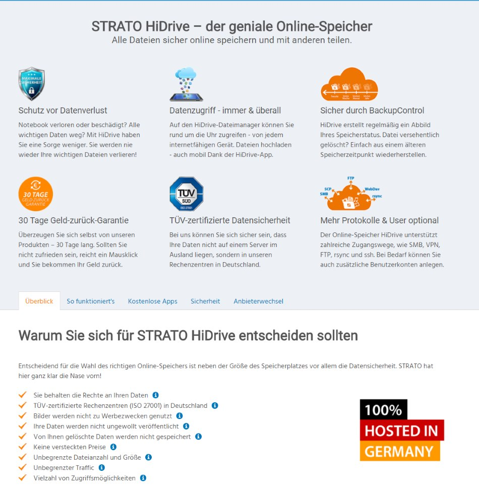 strato-high-drive-cloud-speicher