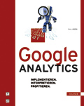 Buchrezension Google Analytics google analytics 3446419055