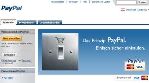 Paypal Nutzungsbedingungen